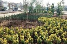 پایان عملیات احداث و تجهیز فاز 2 بوستان میرداماد در قزوین