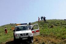 جستجو و برای پیدا کردن گمشده آبدانانی وارد روز پنجم شد