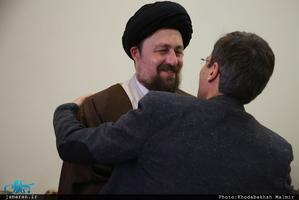 دیدارهای نوروزی با سید حسن خمینی