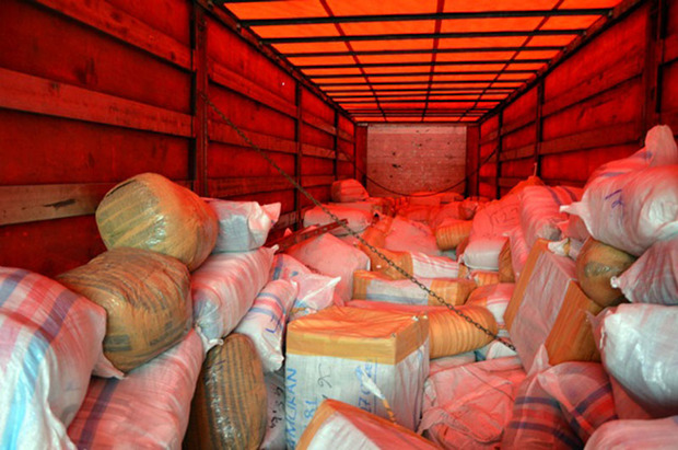 کشف کالای قاچاق در کردستان امسال 20 درصد افزایش یافت
