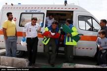 بیش از ۴۴ هزار مأموریت امدادی توسط اورژانس کرمانشاه انجام شد