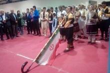 دوازدهمین جشنواره بین المللی فرهنگ اقوام در گرگان آغاز شد