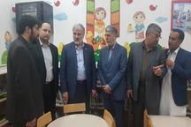 وزیر ارشاد سینما جوان چابهار را افتتاح کرد