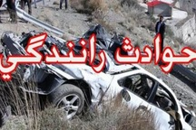تصادف در خوزستان هفت مجروح و یک کشته داشت