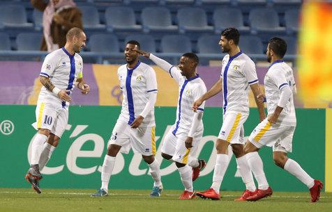 الغرافه در جام حذفی قطر در غیاب مهدی طارمی قهرمان شد