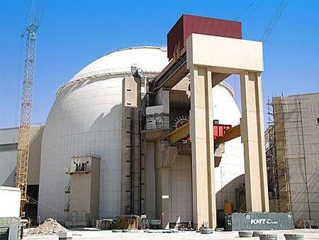 آخرین وضعیت نیروگاه اتمی بوشهر