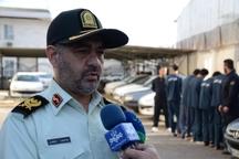 پلیس 30 دستگاه خودروی سرقتی را در مازندران کشف کرد