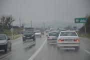 جاده های کوهستانی استان تهران لغزنده است