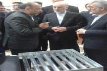 افتتاح خط تولید دستگاه های بازرسی با اشعه ایکس با حضور معاون رئیس جمهوری در البرز