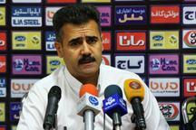 سرمربی فولاد خوزستان:این برد را به هوادارمان مرحوم هادی حیدری تقدیم می کنیم
