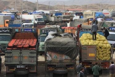 رشد 564 درصدی صادرات عبوری در 2 ماه نخست سال جاری از مرز سومار
