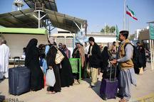 118 زائر پاکستانی خدمات سرپایی در مرز میرجاوه دریافت کردند