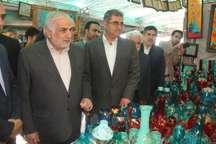 بازدید 93 هزار گردشگر از نمایشگاه ملی صنایع دستی نوشهر