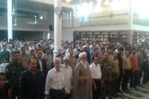 مردم خاش خروج آمریکا از برجام را محکوم و از اقدام ایران حمایت کردند