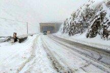 بارش برف و مه آلودگی هوا در ارتفاعات البرز پیش بینی شد