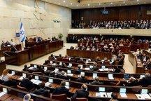 پیش نویش کاهش تخصیصات مالی به تشکیلات خودگردان فلسطین تصویب شد