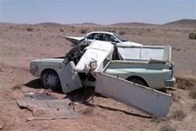 عجله پدر در رانندگی فرزندش را به کام مرگ برد
