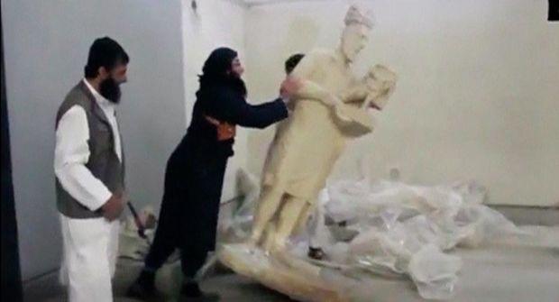 داعشی ویرانگر دستگیر شد+عکس