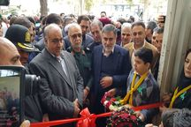 نمایشگاه دستاوردهای چهل ساله انقلاب در کرمانشاه گشایش یافت
