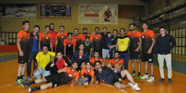 صعود هندبال ستارگان دشتستان به لیگ برتر قطعی شده است