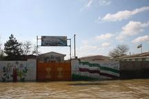 معاون وزیر: تحصیل دانش آموزان مناطق سیل زده گلستان مختل نمی شود