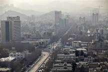 هشدار آلودگی هوا در 6 منطقه کلانشهر مشهد