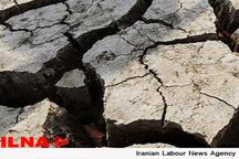 کاهش 80 درصدی بارندگی در چهار محال و بختیاری  وقوع خشکسالی برای دهمین سال متوالی