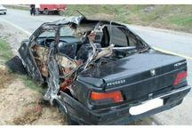 تصادف در جاده سنندج به مریوان جان یک جوان را گرفت