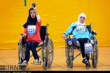 یک ورزشکار معلول می تواند پس از 2سال ملی پوش شود