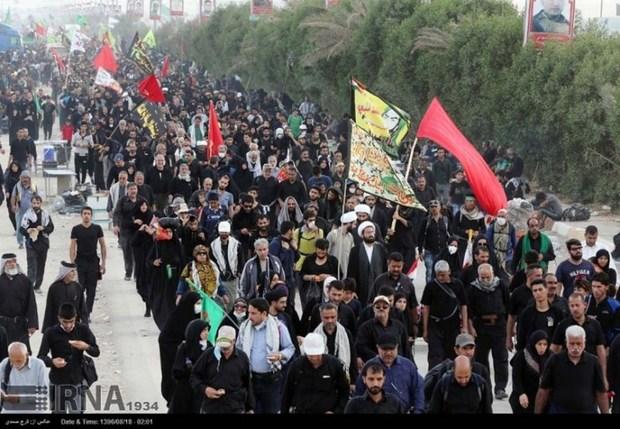 پیاده روی اربعین حسن همجواری ملت های مسلمان را نشان می دهد