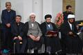 مراسم بزرگداشت پدر حجت الاسلام و المسلمین علی اکبر آشتیانی