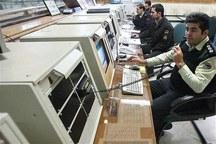 طرح تجمیع مرکز 110 پلیس چهارمحال و بختیاری عملیاتی شد
