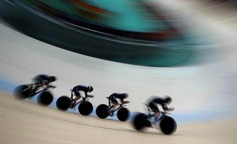 دوچرخه سواران ایرانی راهی فینال شدند