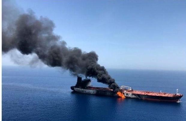 ژاپن: حادثه دریای عمان در نشست وزرای انرژی گروه 20 بررسی میشود