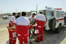 هلال احمر ایلام به یک هزار و 500 سیل زده امداد رسانی کرد