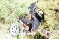 سقوط سواری سمند در آبیدر سنندج یک کشته بر جا گذاشت