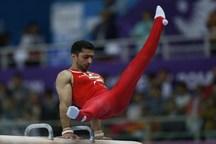 ورزشکار شیرازی مقام چهارم ژیمناستیک جهان را کسب کرد