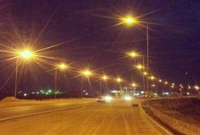 بیش از 3هزار متر عملیات روشنایی در محور تهران - فیروزکوه انجام شد
