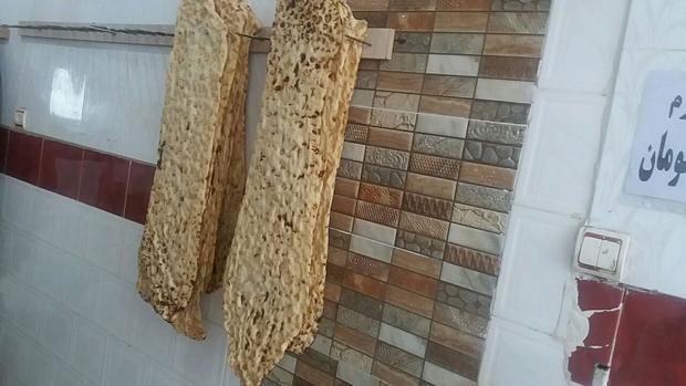 نانوایی های سنگک پز خلخال افزایش می یابد