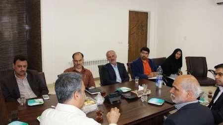 راه اندازی مرکز مبادلات پیمانکاری فرعی ایران در شرکت شهرک های صنعتی استان یزد