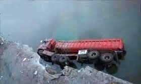 2 کشته بر اثر واژگونی کامیون در محور بیستون- سنقر به روخانه