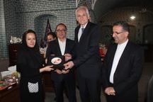 تبریز 2018 فرصتی مناسب جهت تحکیم روابط بین الملل تبریز در عرصه گردشگری با سایر کشورهاست
