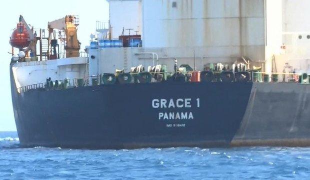 آمریکا خدمه نفتکش گریس 1 را تهدید کرد