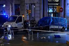 یک عملیات تروریستی در جنوب بارسلونا خنثی شد و 4 تروریست کشته شدند