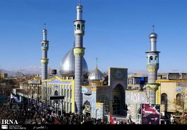 امامزاده سید بهلول خوی مامن دیرین دلشکستگان