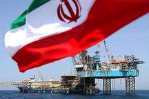 کاهش تولید ماهانه نفت ایران