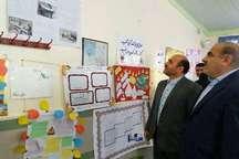 نمایشگاه طرح جهادانرژی دانش آموزان غرب مازندران در نوشهر برپا شد