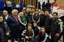 تهران قهرمان مسابقات ورزشی مردان پیوند اعضای کشور