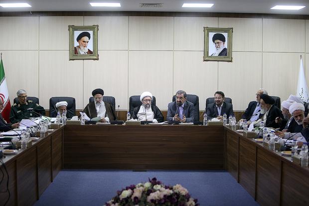 گزارش تصویری/ جلسه مجمع تشخیص مصلحت نظام، 6 آذر