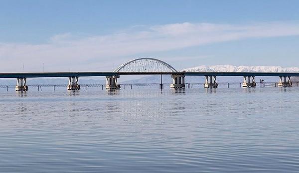 طی 8 سال گذشته بالاترین تراز ثبت شده برای دریاچه را شاهد هستیم